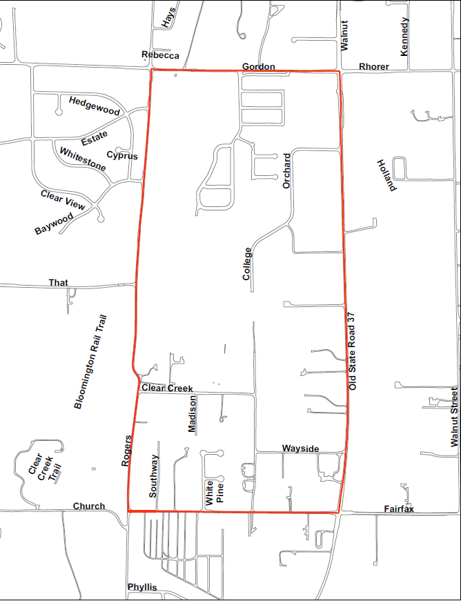 City Of Bloomington Utilities Issues Precautionary Boil Water Advisory For Southwest Bloomington City Of Bloomington Indiana