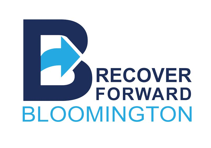 Recover Forward Logo